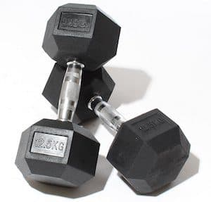 fixed weight dumbbells