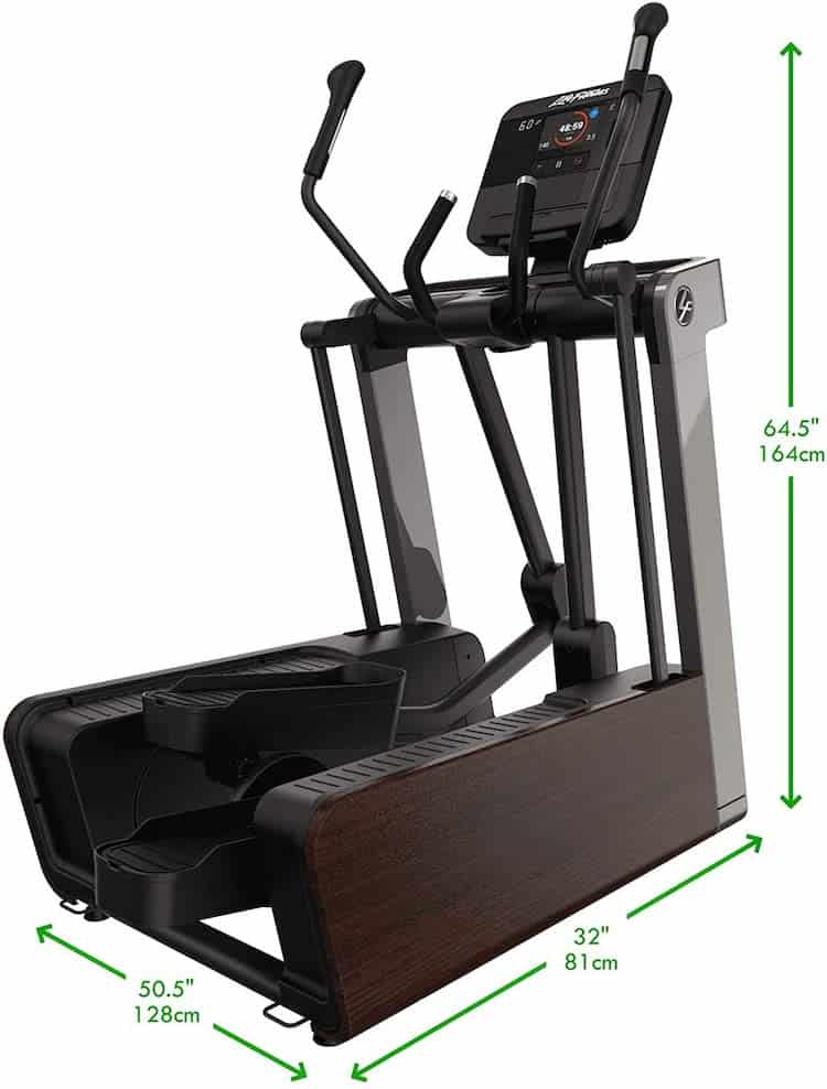 Life Fitness cross trainer 1